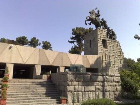 آدرس موزه نادری مربوط به نادر شاه کجاست؟