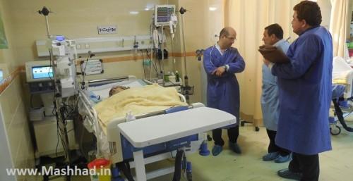 امکانات و بخش های بیمارستان 550 ارتش + آدرس و شماره تلفن
